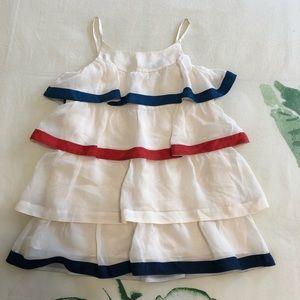 Little Marc Jacobs flutter dress